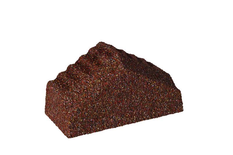 Početni grebenski element trokutni
