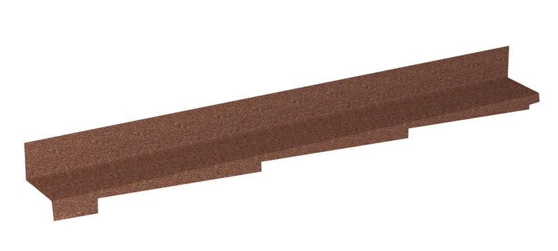 Zidni obrub sa izrezima ljevi 370 L/H