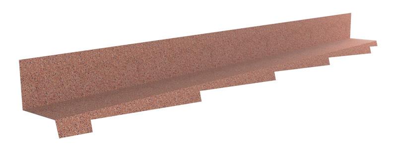 Zidni obrub s izrezima lijevi 320 L/H