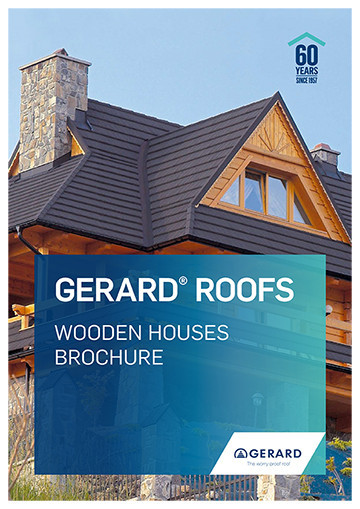 GERARD® WOODEN HOUSE BROCHURE