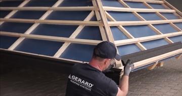 GERARD uputa za montažu: Krovne ploče i pribor